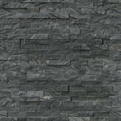 Glacial Black Panel 6x24 (6 Sqft Per Box)