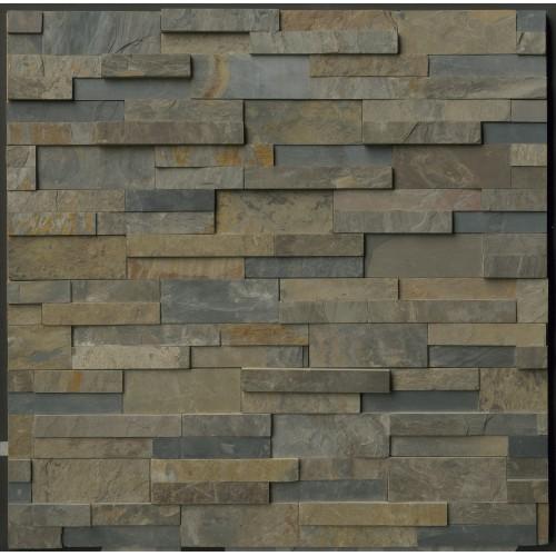 Rustic Gold Panel 6x24