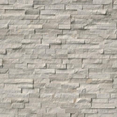 White Oak Splitface Panel 6x24 (6 Sqft Per Box)