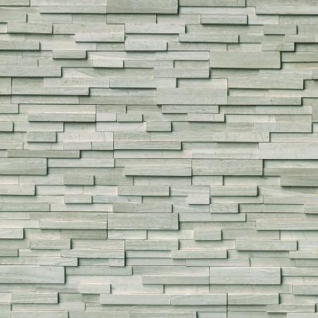 White Oak 3D Honed Panel 6x24 (6 Sqft Per Box)