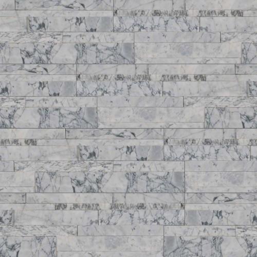 """Statuarietto Capri 3D Honed """"L"""" Panel 6x18x6"""