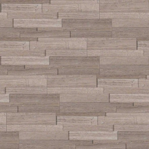 Gray Oak 3D Honed Panel 6x24
