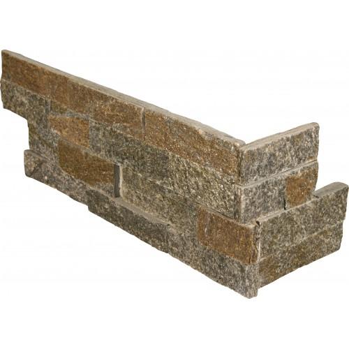 "Amber Falls Corner ""L"" Panel 6x24 (4 Sqft Per Box)"