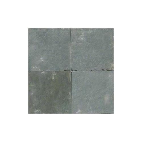 Aqua Green Slate 12x12 Tile Gauged