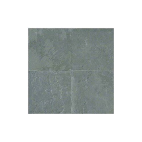 Jade Green Slate 12x12 Tile Gauged