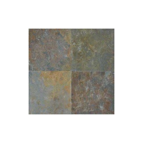 San Rio Rustic Slate 12x12 Tile Gauged