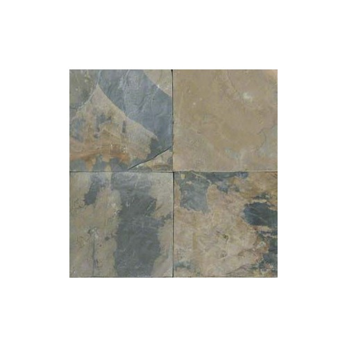 Summer Buff Slate 12x12 Tile Gauged