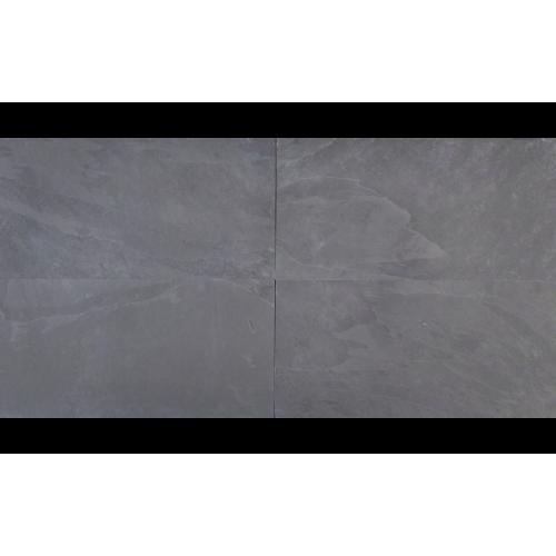Montauk Black Slate 12x24 Tile Gauged