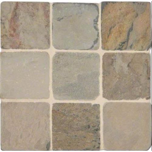 Autumn Slate 2x2 Tile Gauged