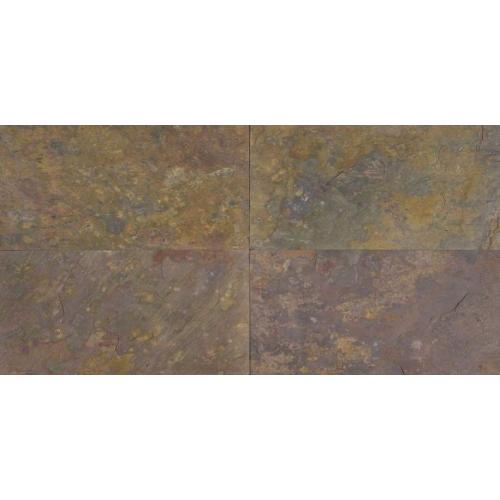 Multi Classic Slate 12x24 Tile Gauged