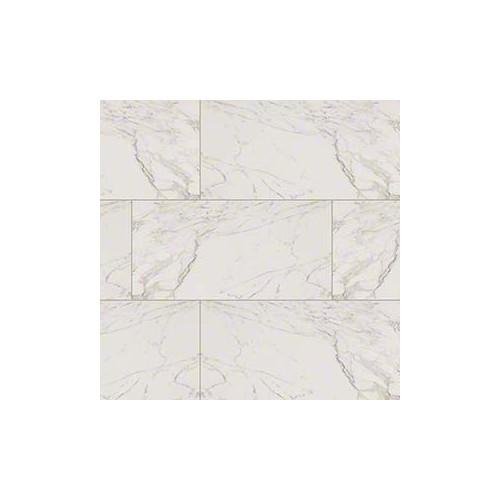 Pietra Carrara White Porcelain POLISHED 12X24