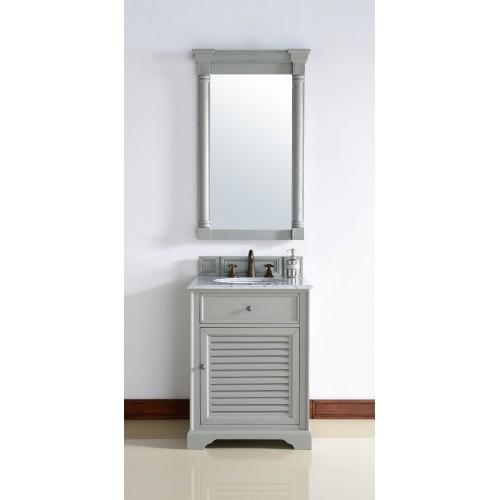 """Savannah 26"""" Single Vanity Cabinet Urban Gray"""