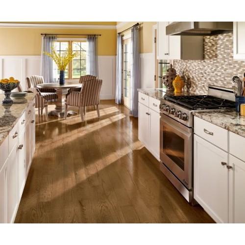 Prime Harvest Oak Engineered White Oak - Warm Caramel