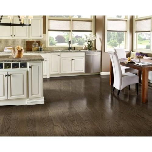Prime Harvest Oak Solid Oak - Oceanside Gray