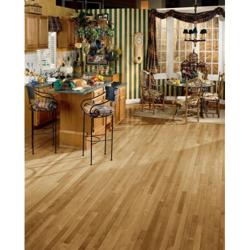 Sugar Creek Solid Strip Maple - Country Natural