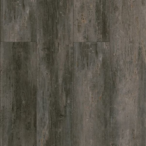 Armstrong LUXE Plank with FasTak Install Concrete Structures - Gotham City