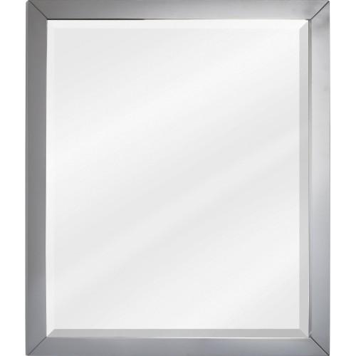 """Grey Adler Bath Elements Mirror 24"""" x 1-1/12"""" x 28"""""""