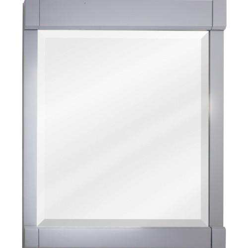 "Astoria Modern Jeffrey Alexander Mirror 28"" x 1-3/8"" x 34"""