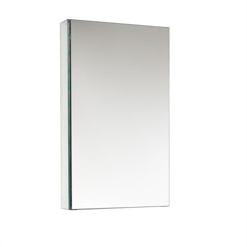 Fresca 15 Wide Bathroom Medicine Cabinet w/ Mirrors
