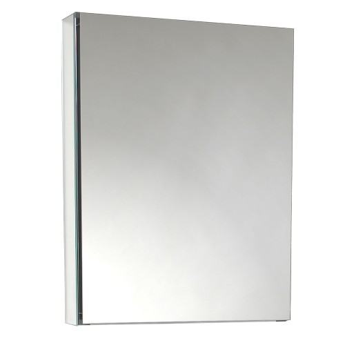 "Fresca 20"" Wide Bathroom Medicine Cabinet w/ Mirrors"