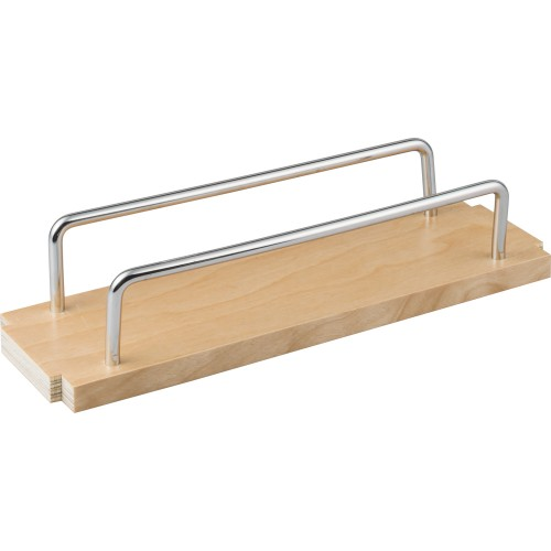 "6"" Shelf for the WFPO series/includes 4 clips and 2 rails"