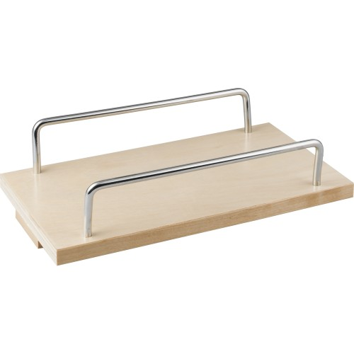 "8"" Shelf for the WPO8 series/includes 4 clips and 2 rails"