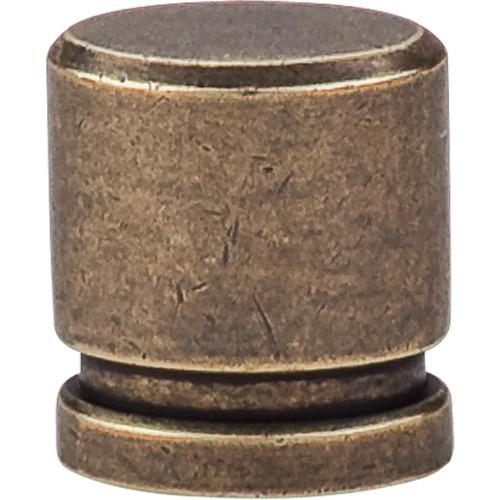 "Oval Knob Small 1"""