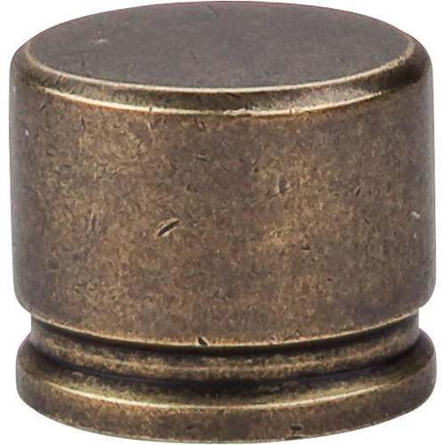 """Oval Knob Large 1 3/8"""""""