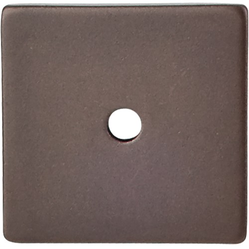 """Square Backplate 1 1/4"""""""