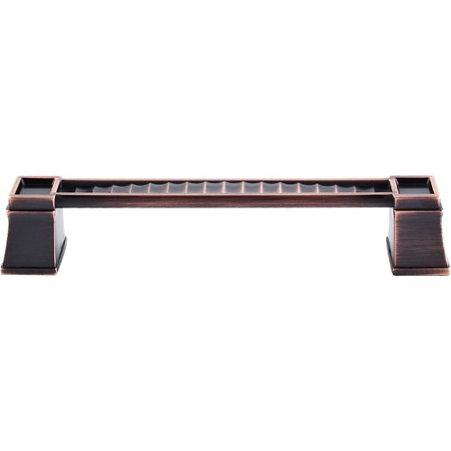 """Great Wall Pull 6"""" (cc)  Tuscan Bronze"""