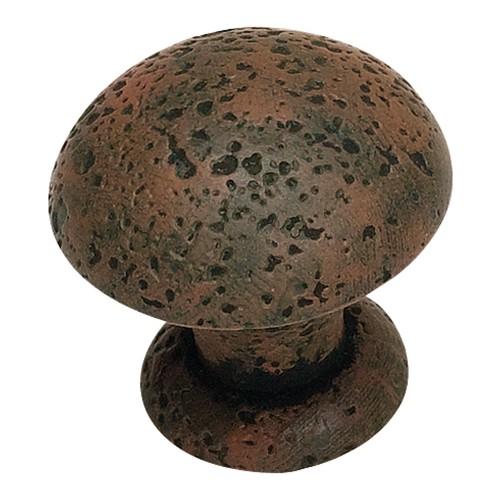 Olde World Knob - Rust