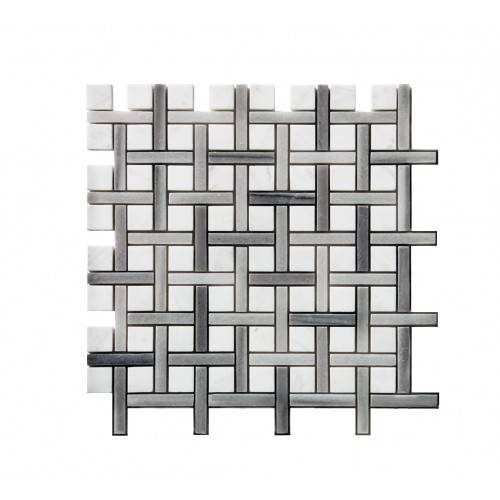 MOSAIC MIX WITH STONE -SF (10 sqft. Per carton)