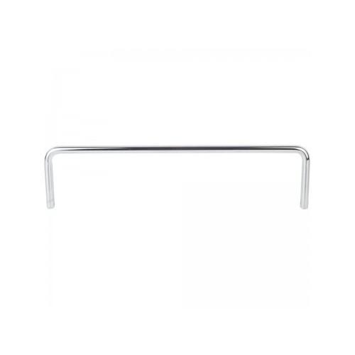 "7"" Metal shelf rail. 1-3/4"" height."
