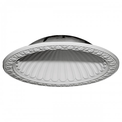 Claremont Recessed Mount Ceiling Dome (39Diameter x 10 1/2D Rough Opening)