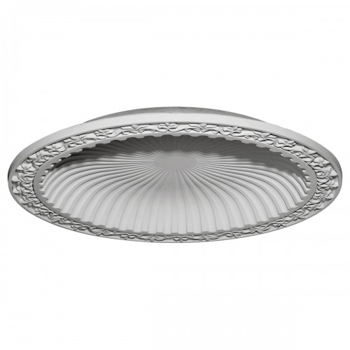 Milton Recessed Mount Ceiling Dome (41 Diameter x  4 5/8D Rough Opening)