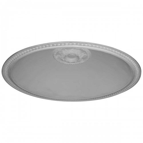 Hillsborough Running Coin Ceiling Dome 4 1/2W Trim (77 1/2Diameter x 17 1/2D)