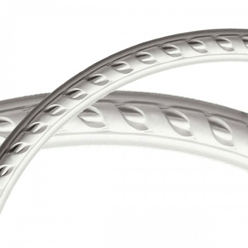 50OD x 47ID x 1 1/2W x 3/4P Medway Ceiling Ring (1/4 of complete circle)