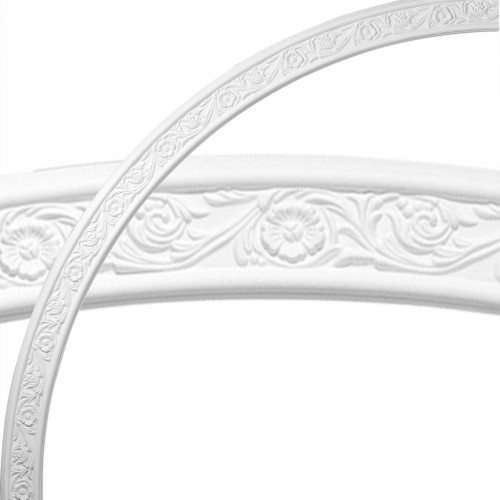 Medway Floral Ceiling Ring (1/4 of complete circle)
