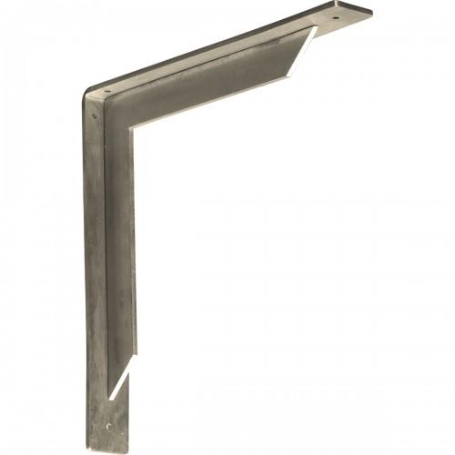 2W x 14D x 14H Stockport Bracket Stainless Steel