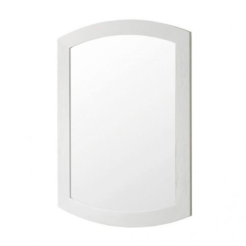 """VAIL 24"""" White Oak Mirror"""