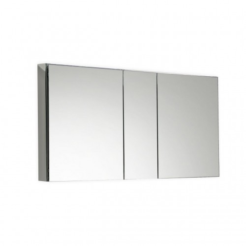 """Kube 50"""" Mirrored Medicine Cabinet"""