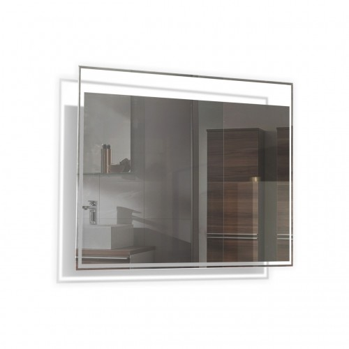 "Kube 32"" LED Mirror with Touch On/Off Switch"
