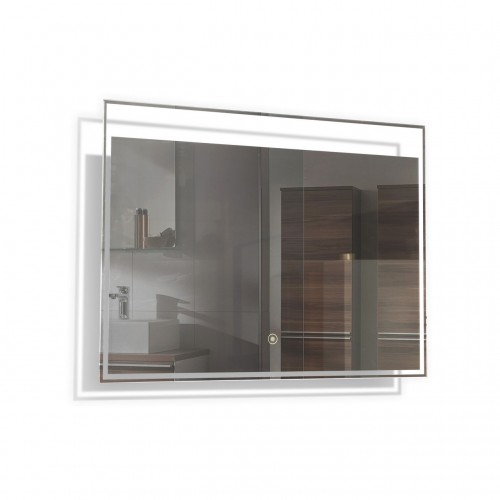 "Kube 36"" LED Mirror with Touch On/Off Switch"