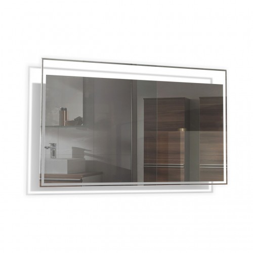 "Kube 48"" LED Mirror with Touch On/Off Switch"