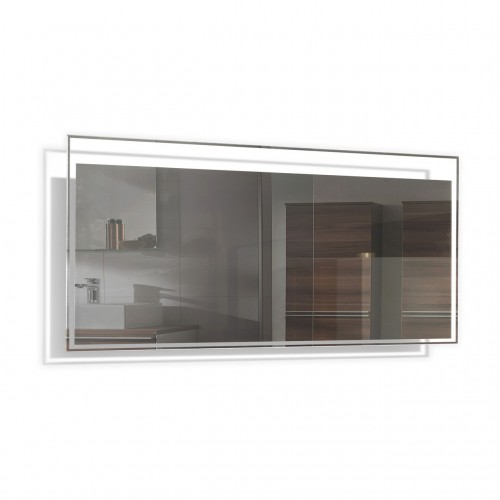"""Kube 55"""" LED Mirror with Touch On/Off Switch"""