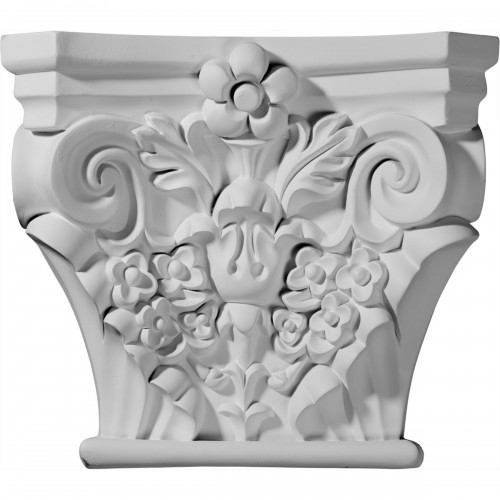 11 5/8W x 7 3/8D x 10H Anthony Capital (Fits Pilasters up to 7W x 1D)