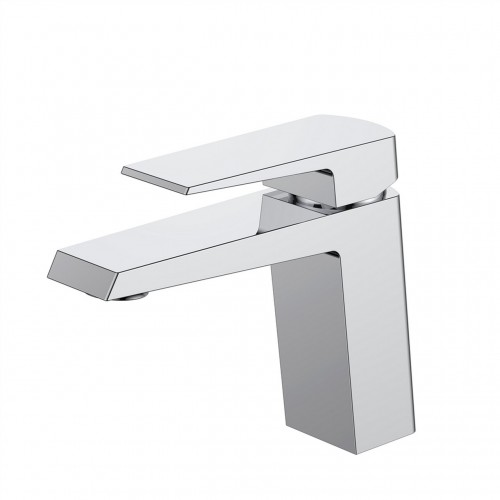 Aqua Chiaro Single Lever Bathroom Vanity Faucet - Chrome