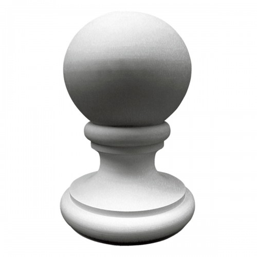 14 7/8OD x 21 3/8H Traditional Finial