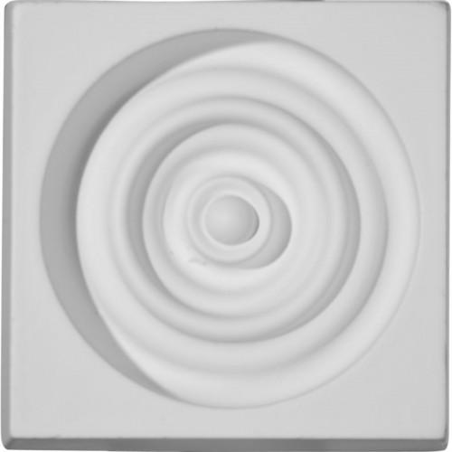 3 1/4W x 3 1/4H x 1 1/8P Devon Plinth Block