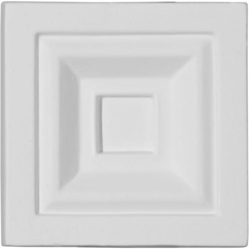 3 3/4W x 3 3/4H x 1 1/8P Eris Plinth Block